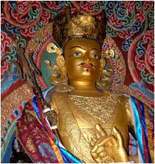 Neyphug Thegchen Tsemo Monastery